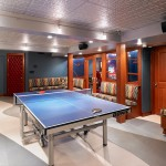 Ping Pong Table | Cardoso Electrical Services