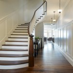 Huge Wooden Staircase | Cardoso Electrical Services