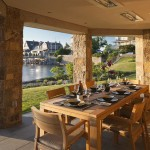 Outdoor dining room | Cardoso Electrical Services