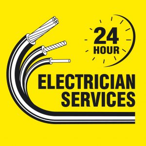 24-hour electrical services