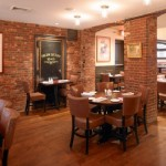 Cafe with Brick Wall | Cardoso Electrical Services