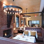Luxury Restaurant with Fireplace | Cardoso Electrical Services