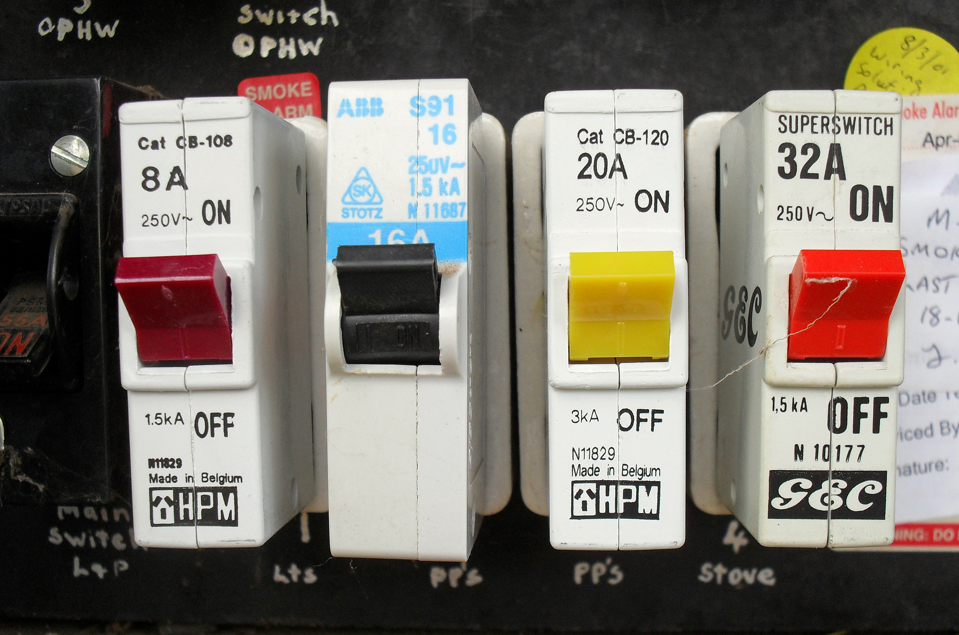 Beautiful Home Circuit Breakers Images - Everything You Need to Know ...